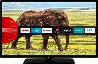JVC LT-32VH5955 32 英寸电视(高清ready,三调谐器,智能电视,蓝牙,Works with Alexa)[2021年型号]