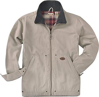 背包全拉链帆布夹克