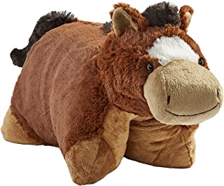 Pillow Pets 小马驹填充动物玩具 - 18 英寸填充动物毛绒玩具