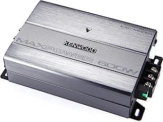 Kenwood KAC-M3001 600W D 级Monoblock 小型数码车/ATV/Marine 认证放大器