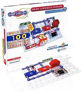 Elenco Jr. SC-100 电路积木玩具