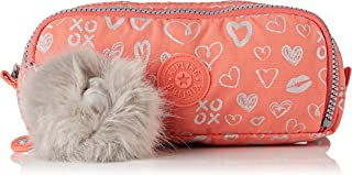 Kipling 凯浦林 – 大号铅笔 – GITROY – *蓝 Multicolour (Hearty Pink Met) Multicolour (Hearty Pink Met)