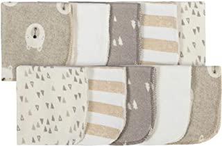Gerber 嘉宝 毛巾 10条装 燕麦色/象牙色 均码