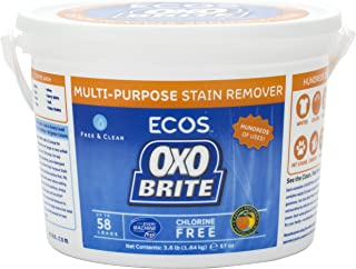 Earth Friendly Products OXO-Brite,颜色**剂和亮白剂,64 盎司