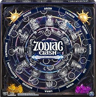 Zodiac Clash,Strategic 3D 太阳能系统桌面游戏,适合 2 或 4 名 8 岁及以上玩家