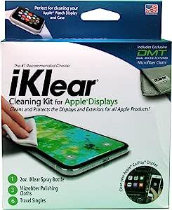 iKlear iPod 所有苹果产品清洁套件
