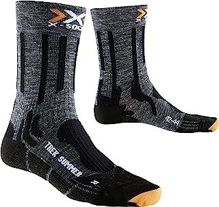 X-Bionic 男士登山夏季徒步旅行袜