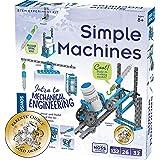 Thames & Kosmos 简单机器科学实验与模型构建套件,机械物理入门,构建26个模型以研究6种经典简单机器
