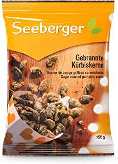 Seeberger 烘焙南瓜子,12件装(12 x 150g)