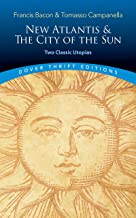 New Atlantis and The City of the Sun: Two Classic Utopias (Dover Thrift Editions) (English Edition)