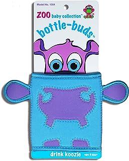 KidKusion 奶瓶-Bud Koozie 蓝色河马