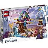 LEGO 乐高 迪士尼公主系列 冰雪奇缘2 魔法树屋 41164