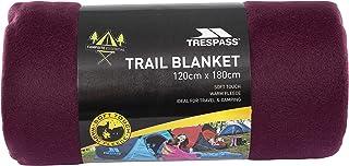 Trespass Snuggles 旅行毯,120 厘米 深紫色(Fig) 深紫色(Fig)