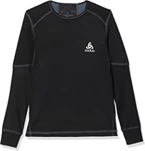 ODLO 儿童长袖圆领 T 恤,X-Warm