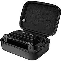 AmazonBasics 亚马逊倍思 Nintendo Switch用收纳盒 硬质外盒 旅行用 30×12×23cm 黑…