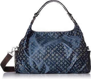 PIEMENT LUSOE 提花品牌 织入商标的防水2WAY 妈妈 波士顿包 4553