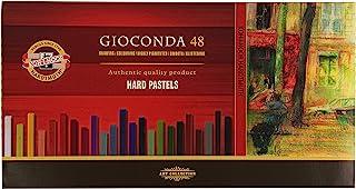 KOH-I-NOOR GIOCONDA 8116 硬质艺术家粉笔(48 个)