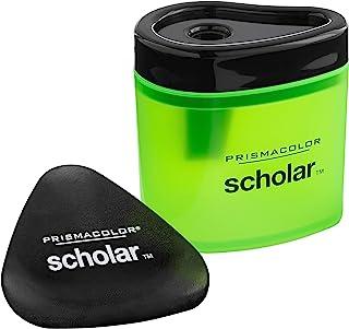 Prismacolor scholar 铅笔刀和橡皮擦
