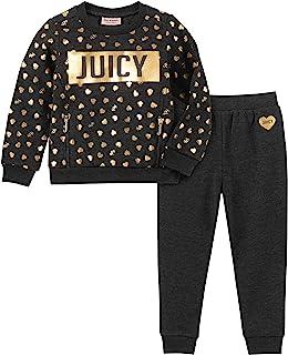 Juicy Couture 女婴 2 件套毛衣裤套装