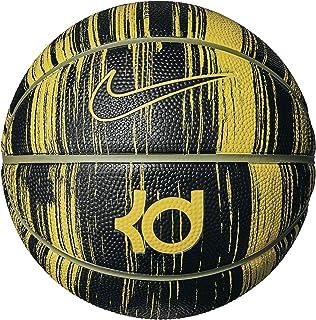 【NIKE】耐克 KD游乐员8P (938)速度黄/黑色篮球(BS3007)