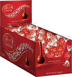 Lindt 瑞士莲 LINDOR 牛奶巧克力松露,120粒,50.8盎司,1440克