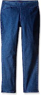 Chic 经典系列女式易穿弹性腰裤 Mid Shade 8 Petite