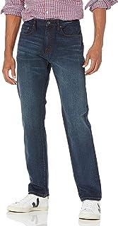 Amazon Essentials 男士标准运动修身弹力牛仔裤