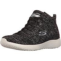 Skechers 女士 Burstmoon Dust 时尚运动鞋