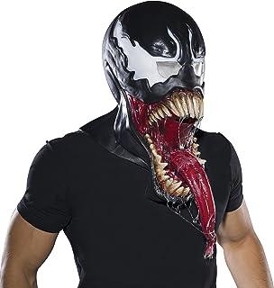 Marvel Rubie's Costume Co 男士宇宙豪华维纳姆乳胶面具