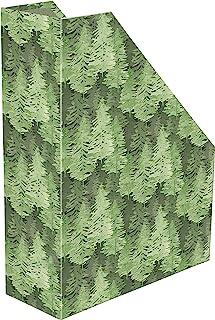 """Clairefontaine 115645C 立式文件夹 """"La Vie en Vosges"""" 25 x 10 x 32.5 厘米,非常适合您的办公室,1件"""