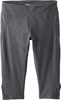 Soybu Women's Killer Caboose Performance Yoga Crops