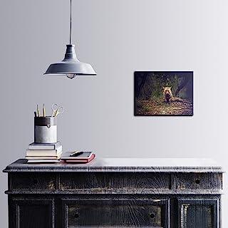 Bonamaison 装饰紫外线印刷画布画,40x30 厘米 - 土耳其制造