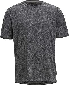 ExOfficio 男式 Sol Cool 吸湿排汗签名 T 恤