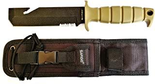 Sarge Knives Sarge Chisel Head Fxd BLD 13.25 厘米 Sk-814