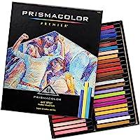 Prismacolor 2165 Premier Art Stix 木质彩色铅笔,48支装