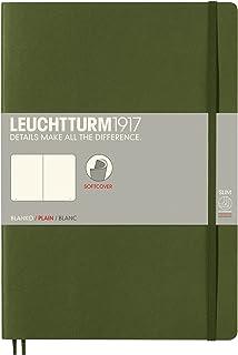 LEUCHTTURM1917 灯塔B5无格记事本军绿色软封皮(B5)349283