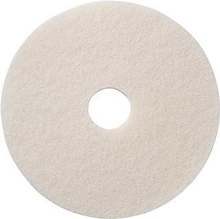 Americo Manufacturing 401223 白色超抛光地板垫(5 件装),23 英寸(约 58.4 厘米)