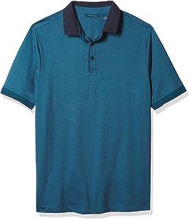 Perry Ellis 男式加大加长标志 Polo 衫