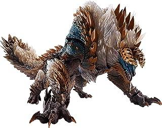 S.H.MonsterArts 《怪物猎人 世界》:世界冰原 Zinogre 约285毫米 ABS&PVC 已上色可动手办