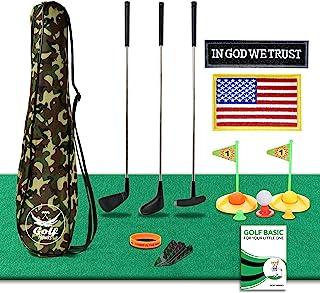 (实验室测试) - 高级儿童高尔夫球杆 3-5 - 儿童高尔夫套装 - 玩具高尔夫套装 - 幼儿高尔夫套装 - 儿童高尔夫玩具 - 迷你高尔夫套装 - 婴儿幼儿高尔夫球杆 - 塑料高尔夫杆 - 年龄 3 4 5 6