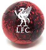 利物浦足球俱乐部足球 5 号 Futbol 官方*红黑 2020 非常适合儿童、球员、教练、教练的礼物