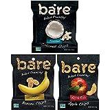 裸烤脆脆果品种包装,苹果、香蕉和椰子,0.53 盎司(16COUNT),8.48 盎司