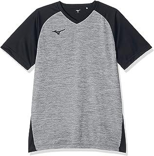Mizuno 美津浓 羽毛球服 比赛衫 短袖 72MA0007
