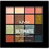 NYX 专业化妆Ultimate眼影盘,Utopia