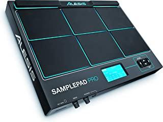 Alesis サンプリングパッド MIDI端子 SDカード対応 SamplePad 8パッド
