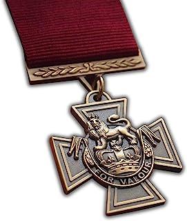 维多利亚十字勋章全尺寸英国*大*   *蓝   RAF   RM   SBS   PARA 高品质复制品