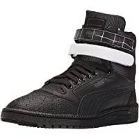PUMA 女士 Sky II HI SF Texture WN's 篮球鞋