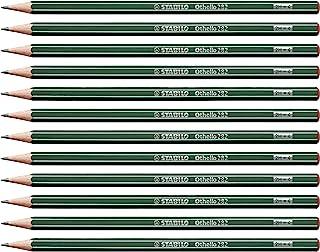 石墨铅笔 - STABILO Othello 2H 一盒 12 支