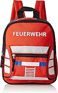 Fabrizio 儿童背包,红色(红色)- 20411-0200