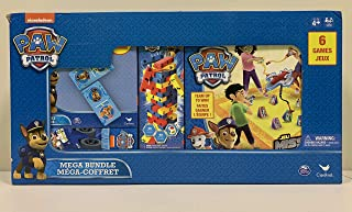 Mega Bundle,6 个狗狗巡逻队游戏(使命救援)适合 4 岁及以上儿童